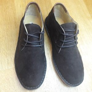 Kenneth Cole New York Real Deal Chukka Boots